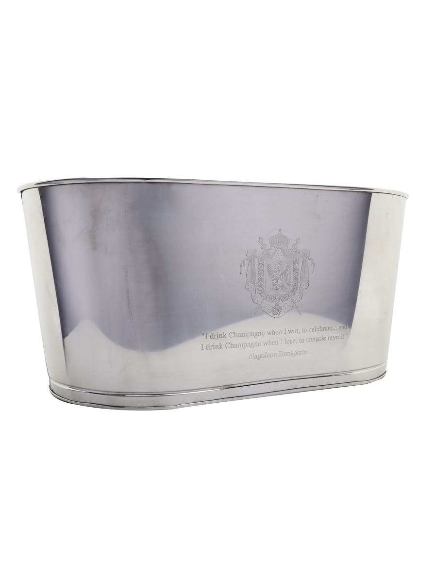 Large Format Champagne Ice Bucket Engraved 64cm x 37cm x 30cm