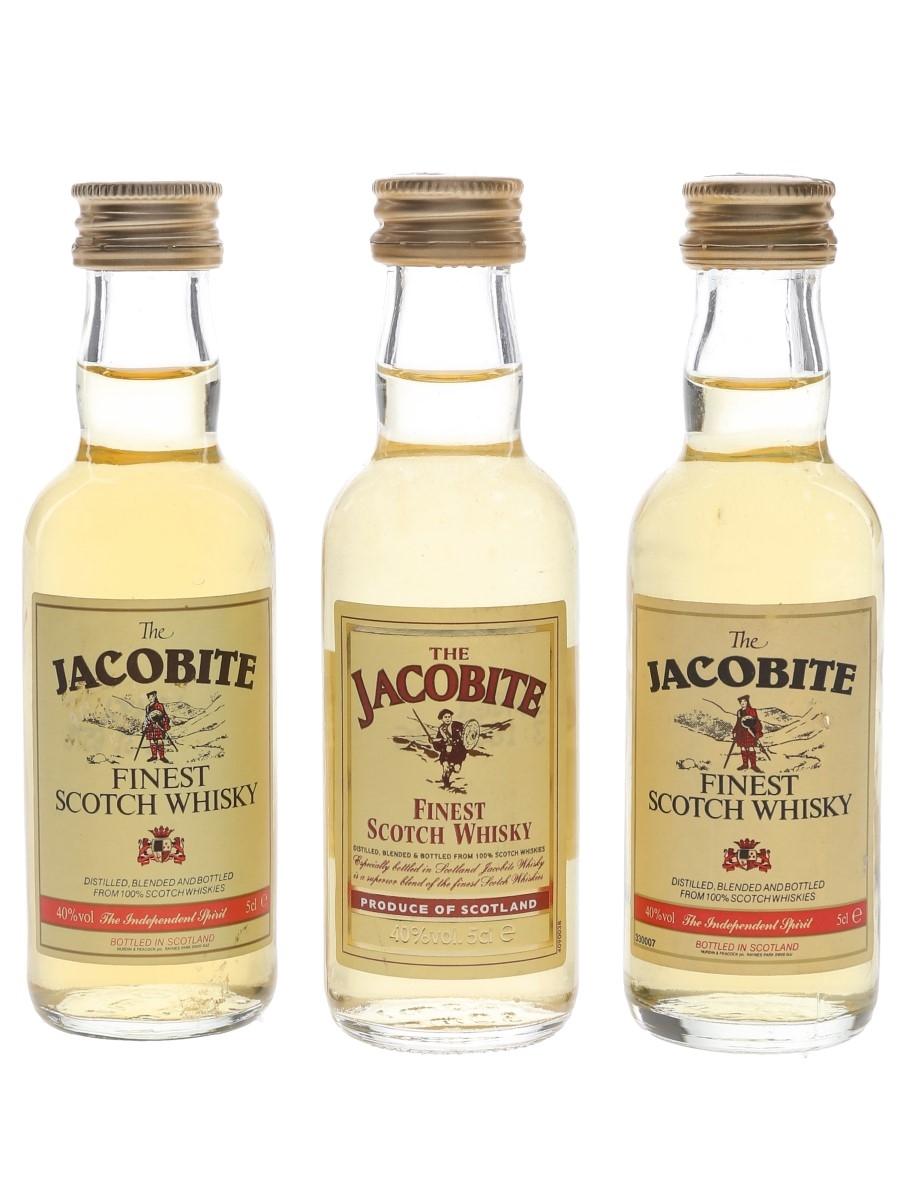 Jacobite Finest  3 x 5cl / 40%