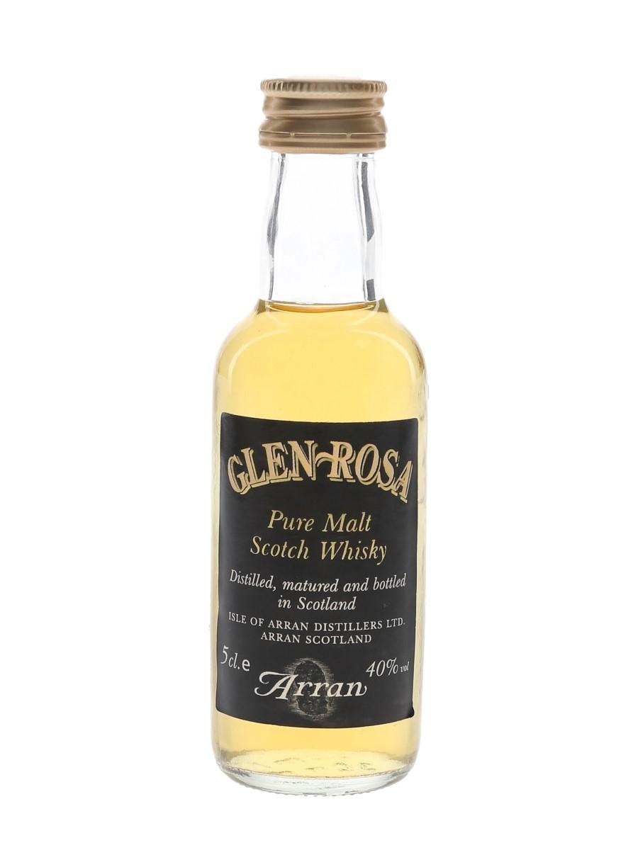 Glen Rosa Isle of Arran Distillers Ltd. 5cl / 40%