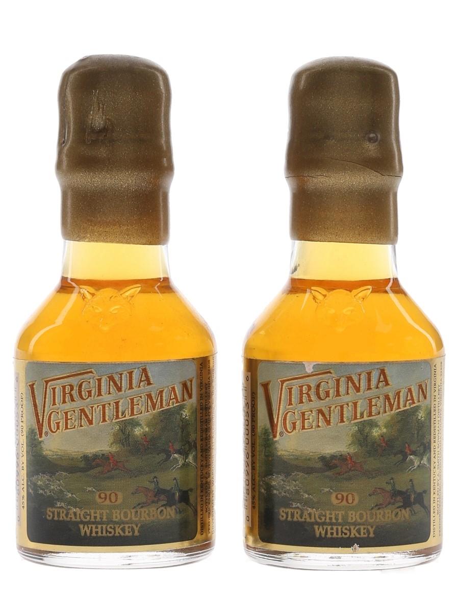 Virginia Gentleman  2 x 5cl / 45%
