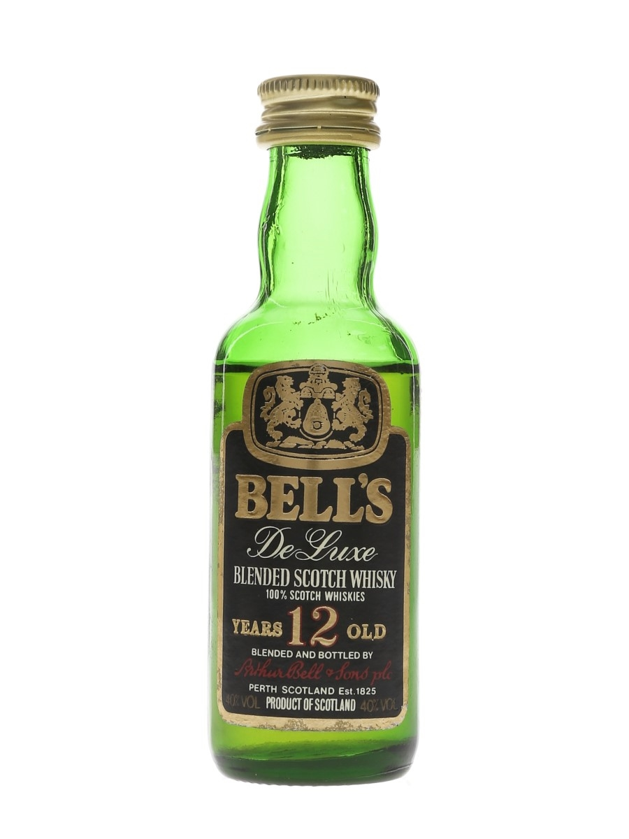 Bell's 12 Year Old Bottled 1980s 5cl / 40%