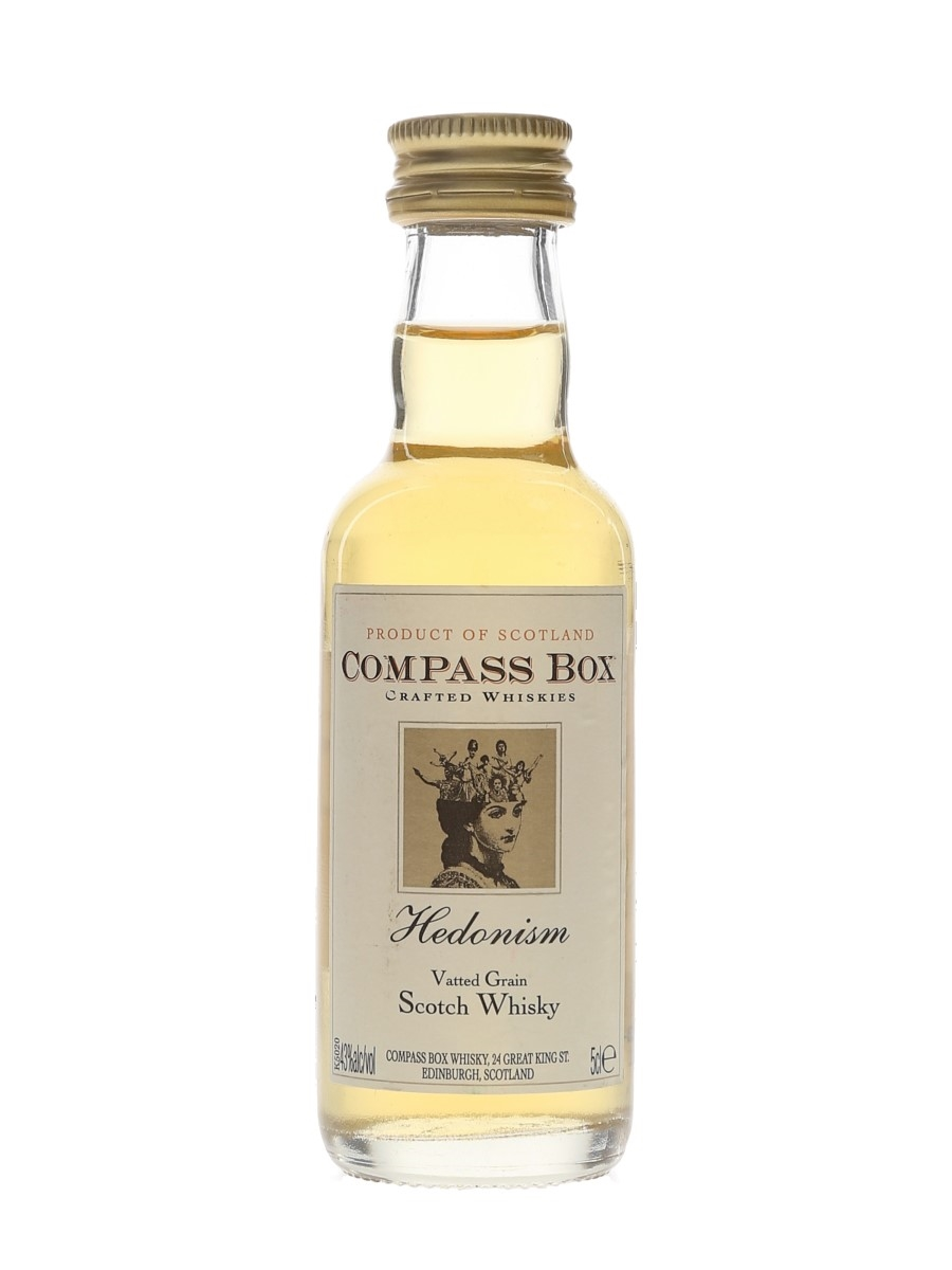 Compass Box Hedonism  5cl / 43%