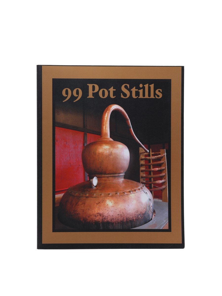 99 Pot Stills American Distilling Institute - Bill Owens
