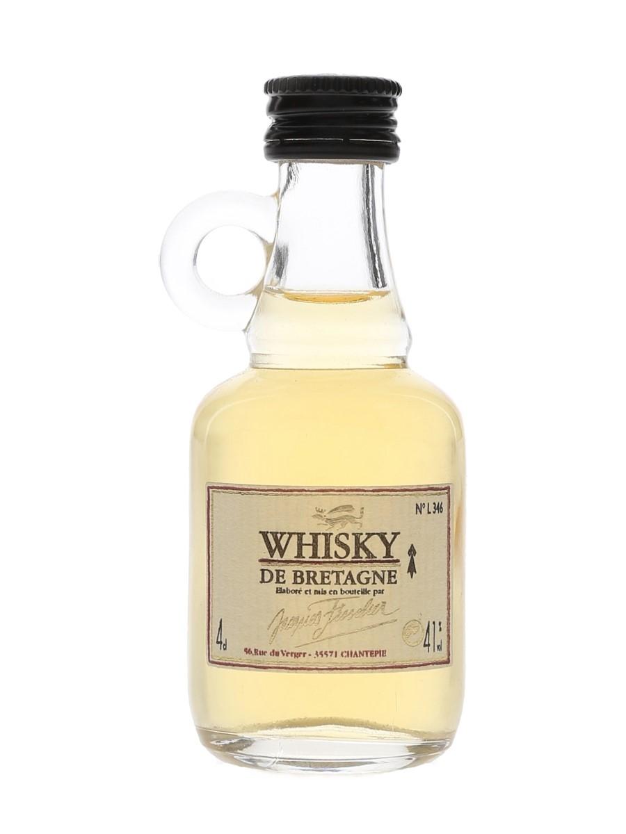 Whisky De Bretagne  4cl / 41%