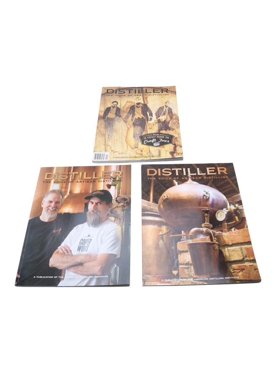 The American Distilling Institute Magazine The Voice Of Artisan & Craft Distilling