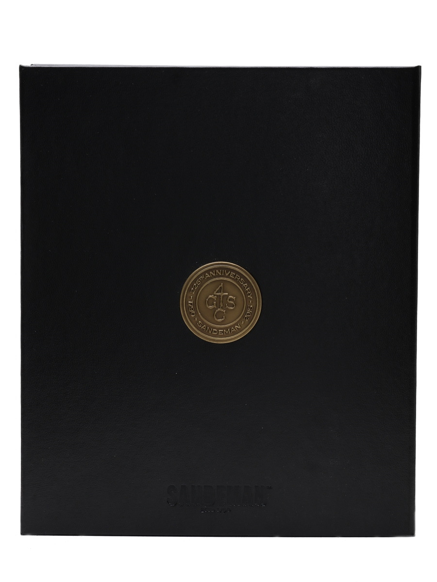Sandeman 225th Anniversary Collection