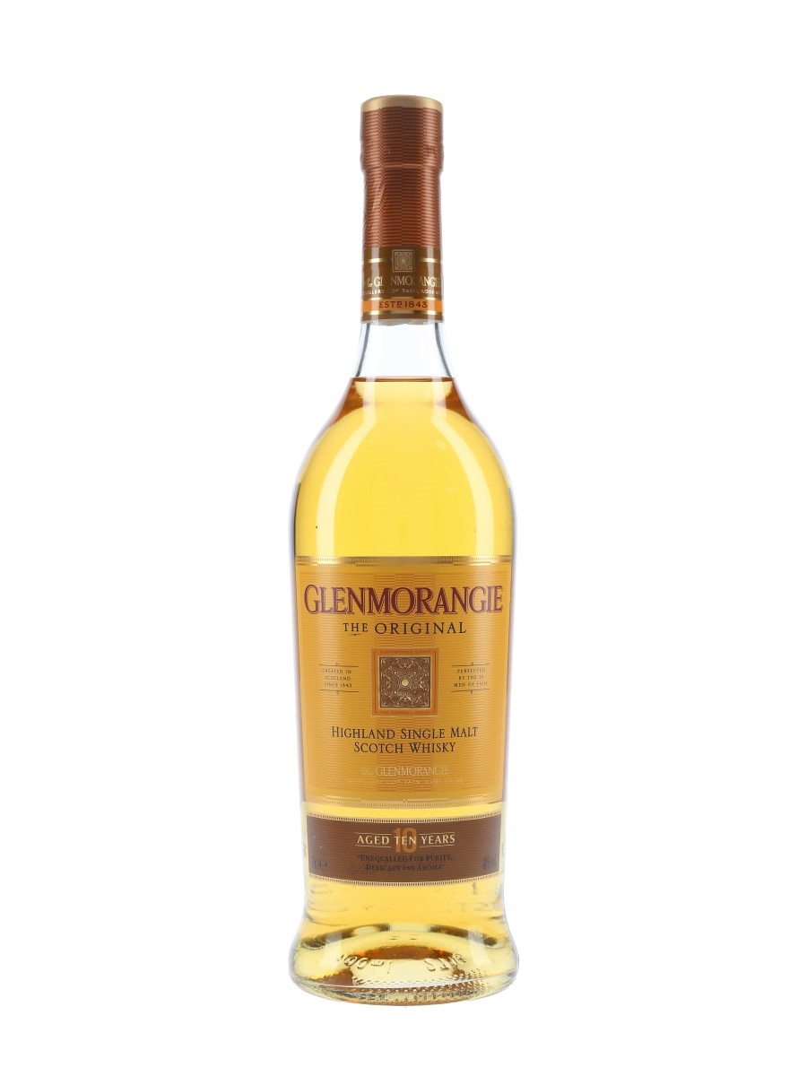 Glenmorangie 10 Year Old The Original Bottled 2017 70cl / 40%