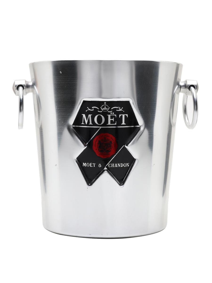 Moet & Chandon Ice Bucket  21cm x 18.5cm