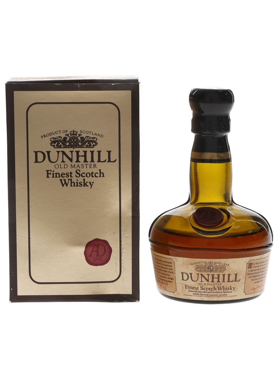 Dunhill Old Master  5cl / 43%