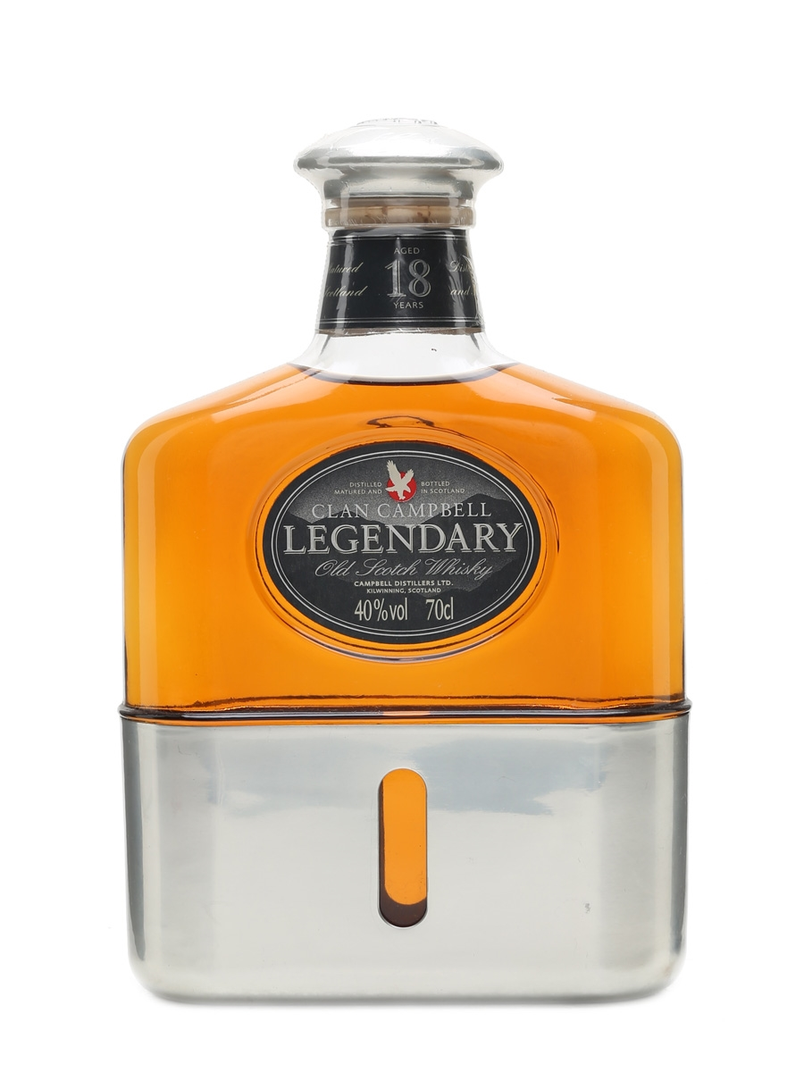 Clan Campbell Legendary 18 Year Old French Market 70cl