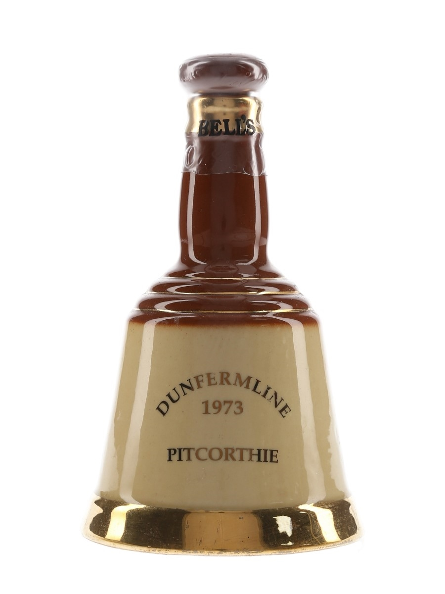Bell's Dunfermline 1973 Pitcorthie Brown Decanter  18.75cl / 40%