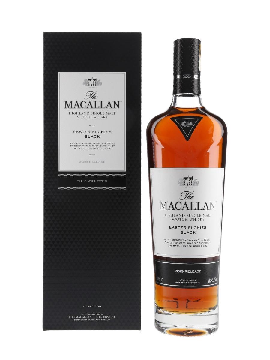 Macallan Easter Elchies Black 2019 Release 70cl / 49.7%