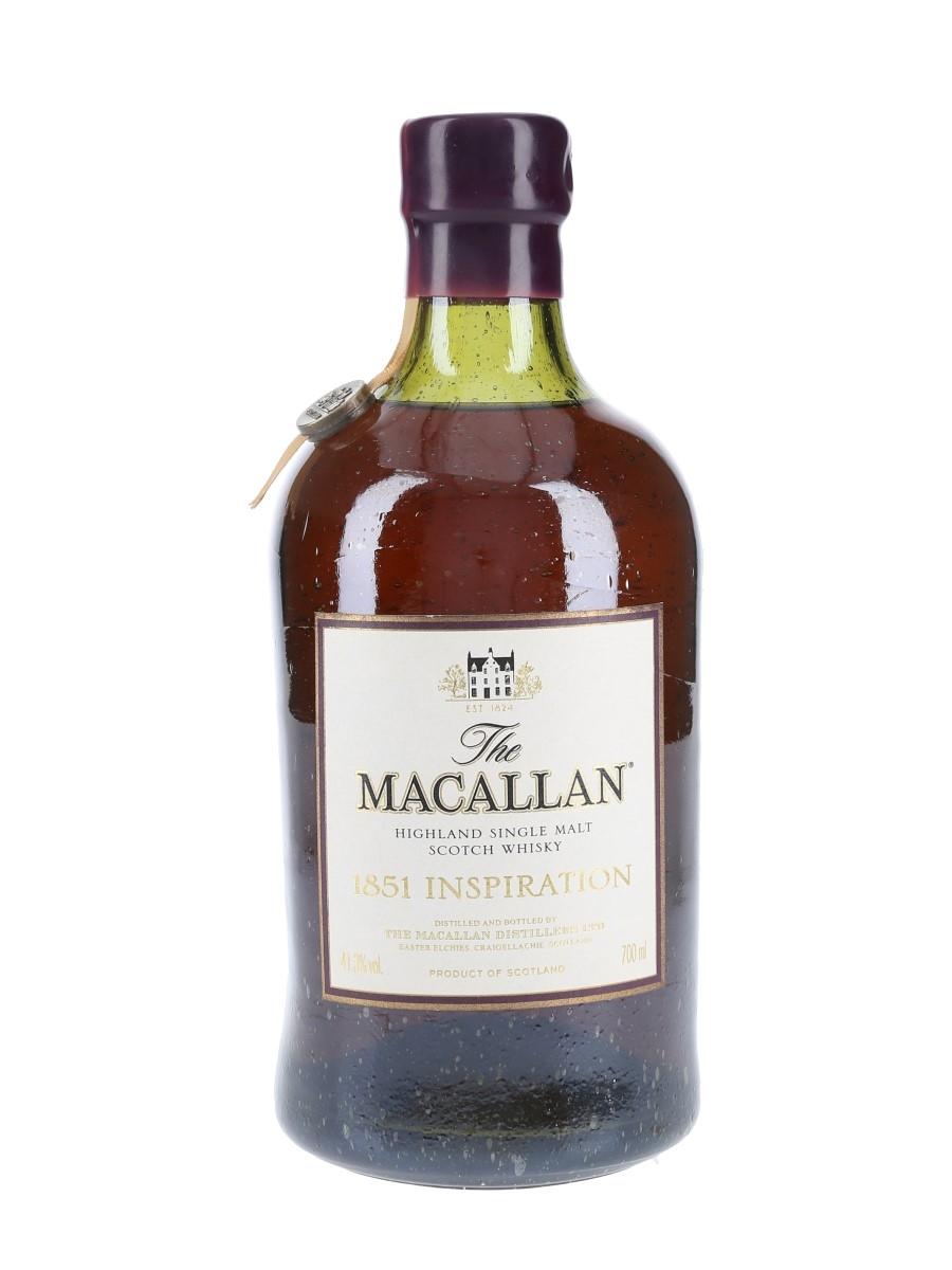 Macallan 1851 Inspiration  70cl / 41.3%