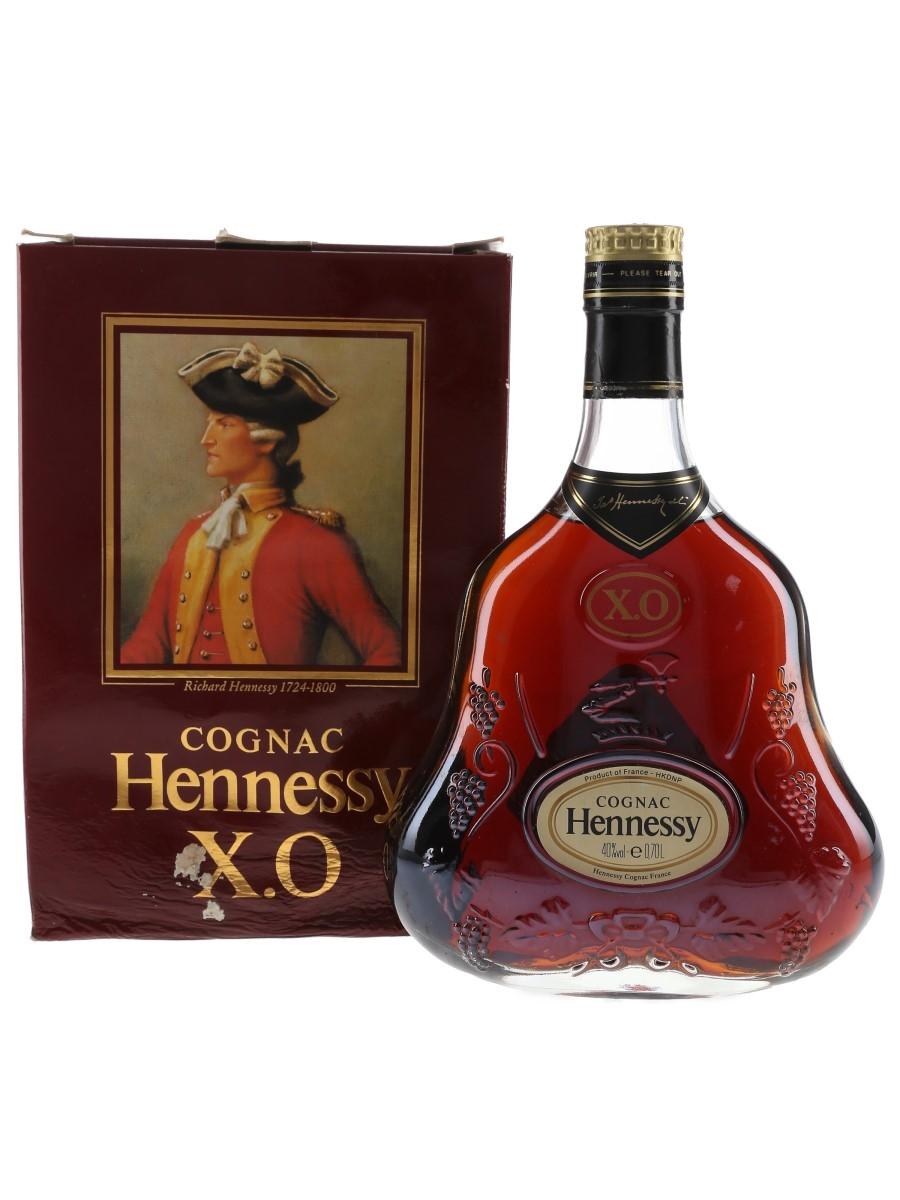 Hennessy XO Bottled 1980s - Hong Kong Duty Free 70cl / 40%
