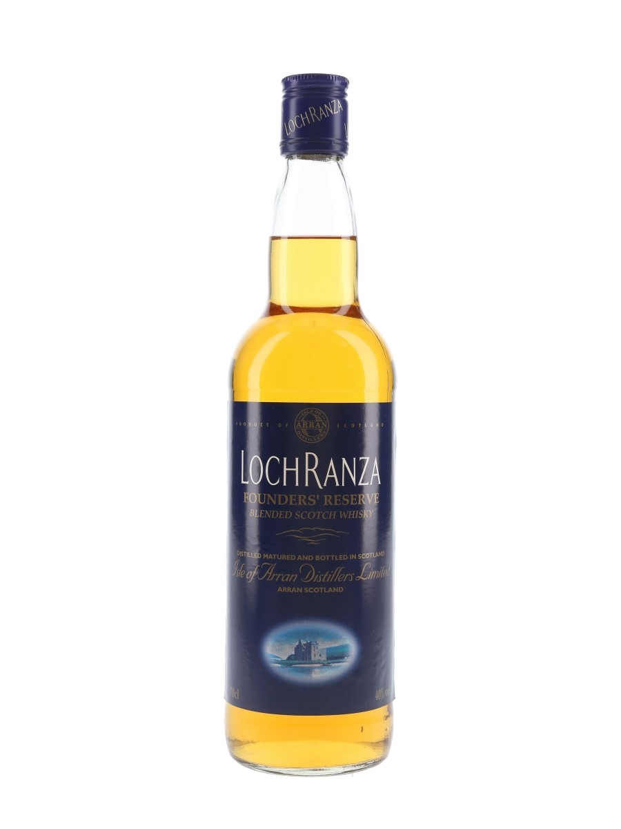 Lochranza Founders' Reserve Isle of Arran Distillers Ltd. 70cl / 40%