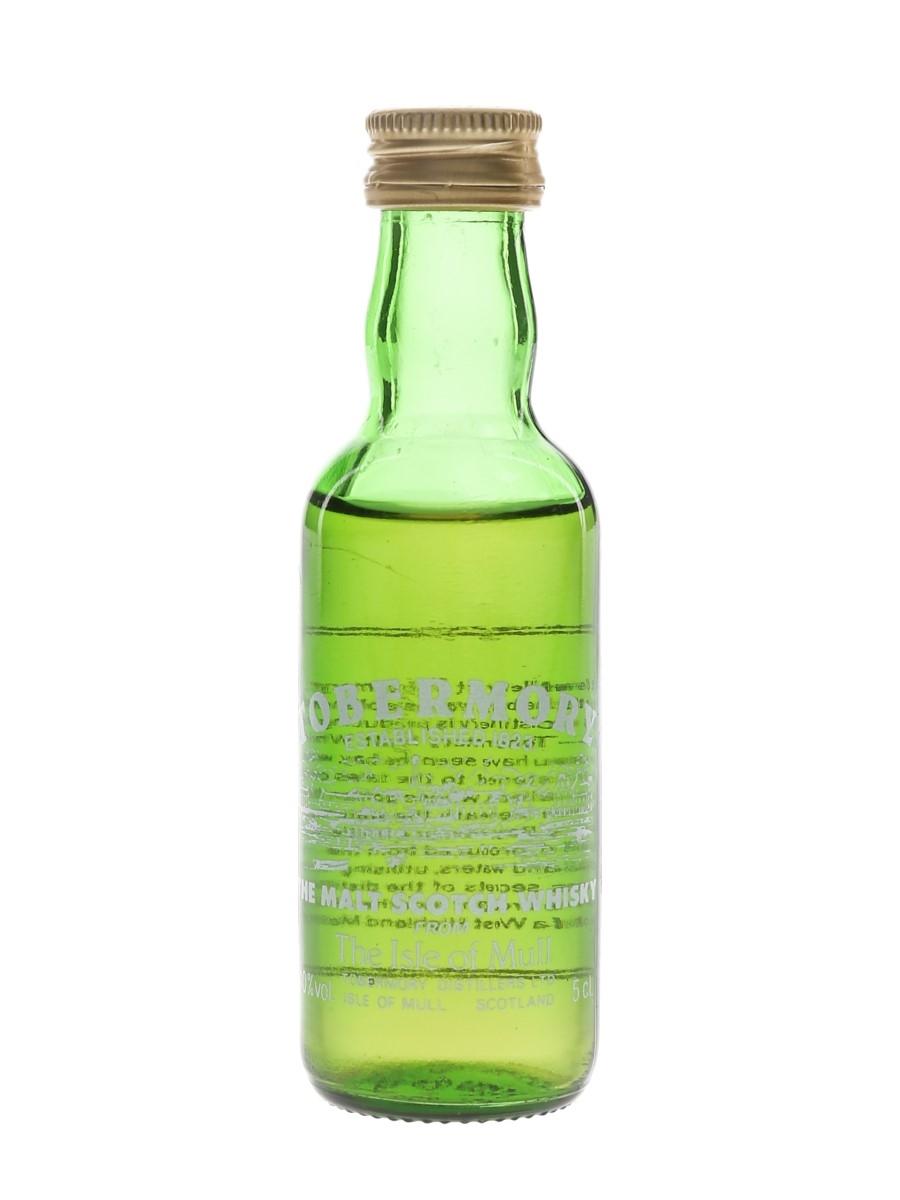 Tobermory Bottled 1980s 5cl / 43%
