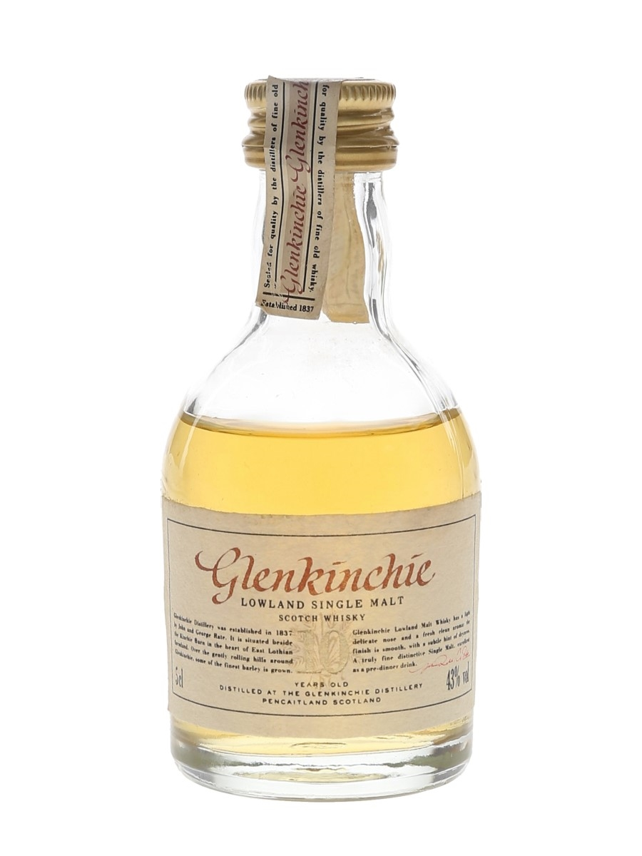 Glenkinchie 10 Year Old  5cl / 43%
