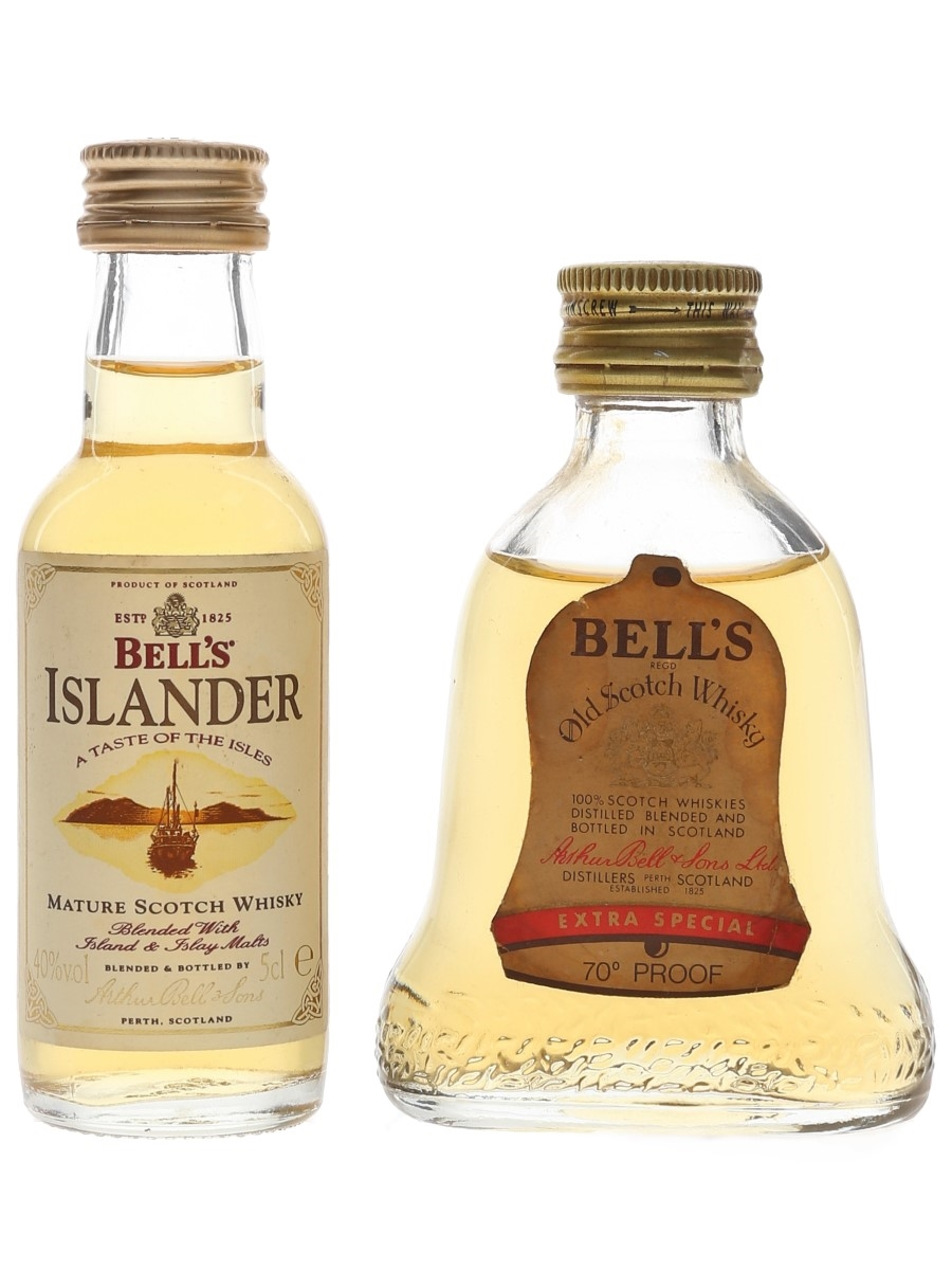 Bell's Extra Special & Islander  2 x 5cl / 40%