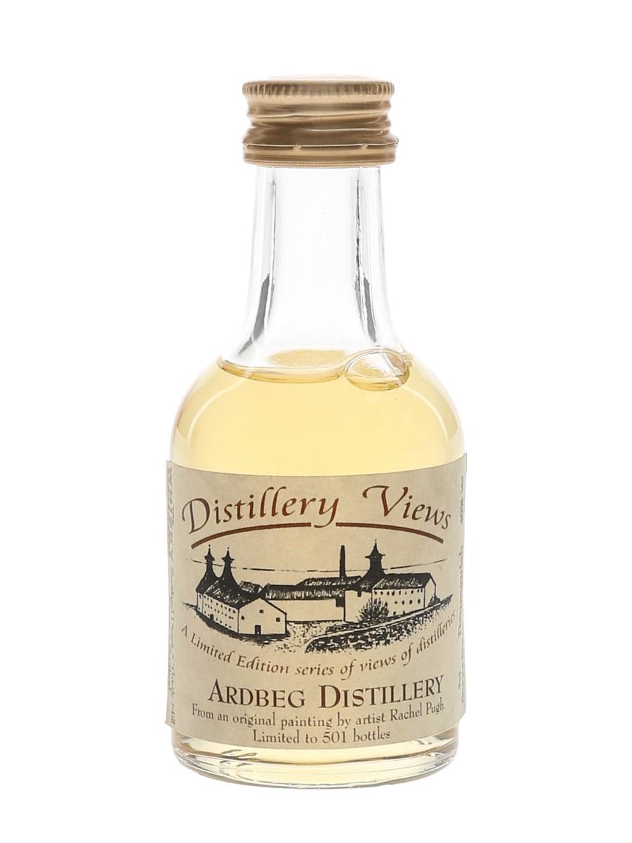 Drumguish Distillery Views Ardbeg Distillery - The Whisky Connoisseur 5cl / 40%