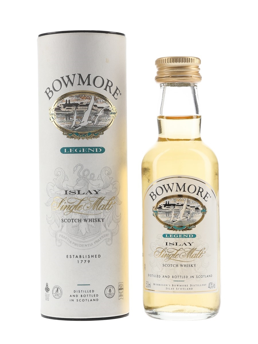 Bowmore Legend Bottled 2000s 5cl / 40%
