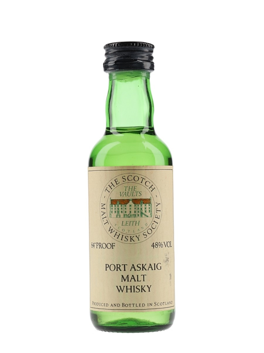 SMWS Port Askaig Malt Whisky  5cl / 48%