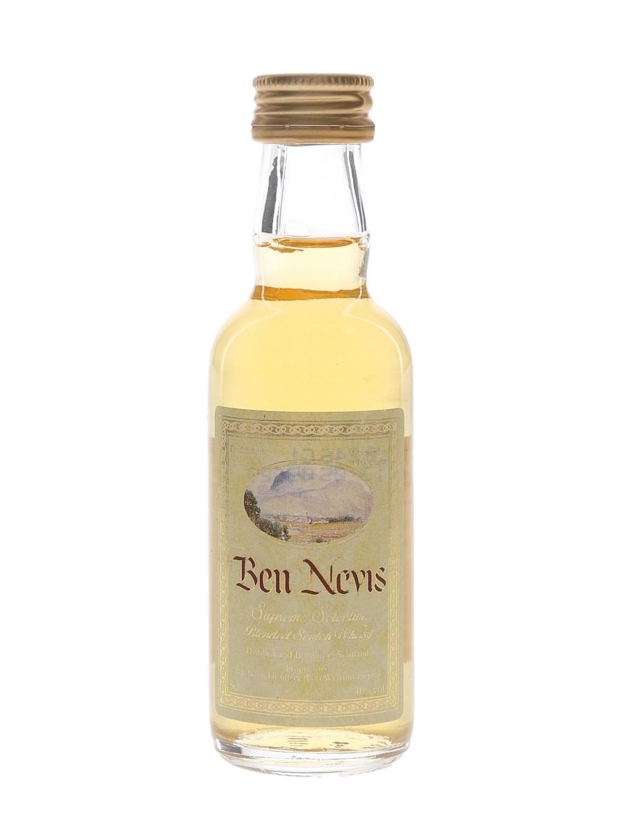 Ben Nevis Supreme Selection  5cl / 40%