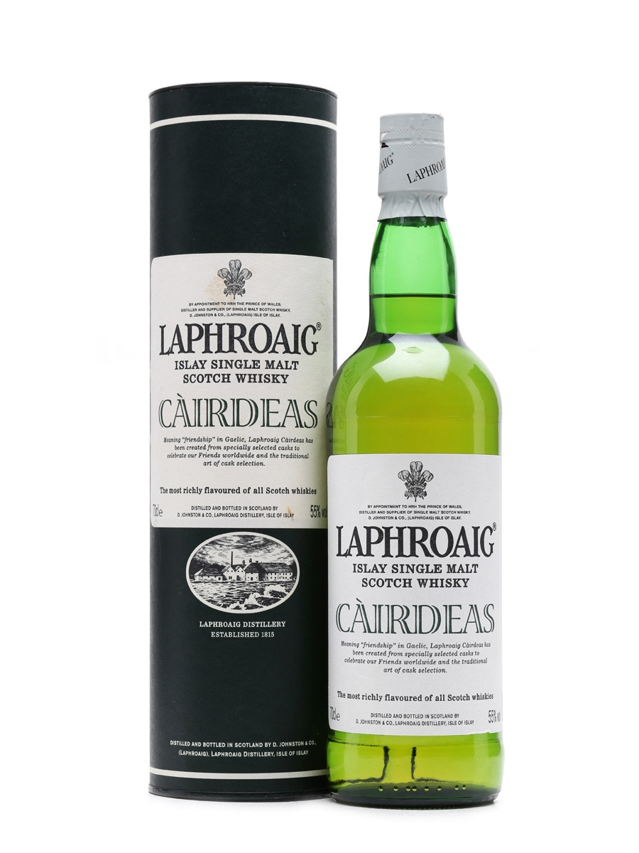 Laphroaig Cairdeas Feis Ile Bottled 2008 70cl