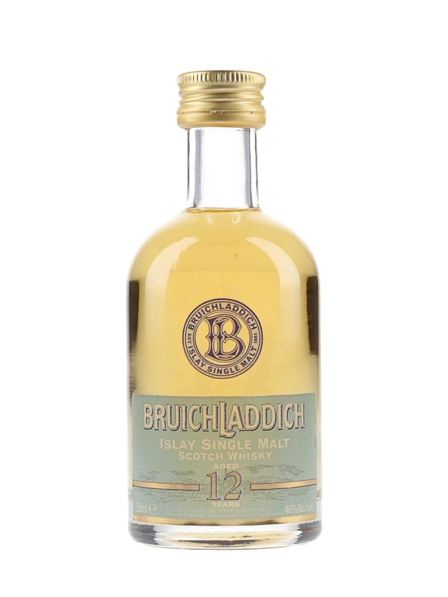 Bruichladdich 12 Year Old  5cl / 46%