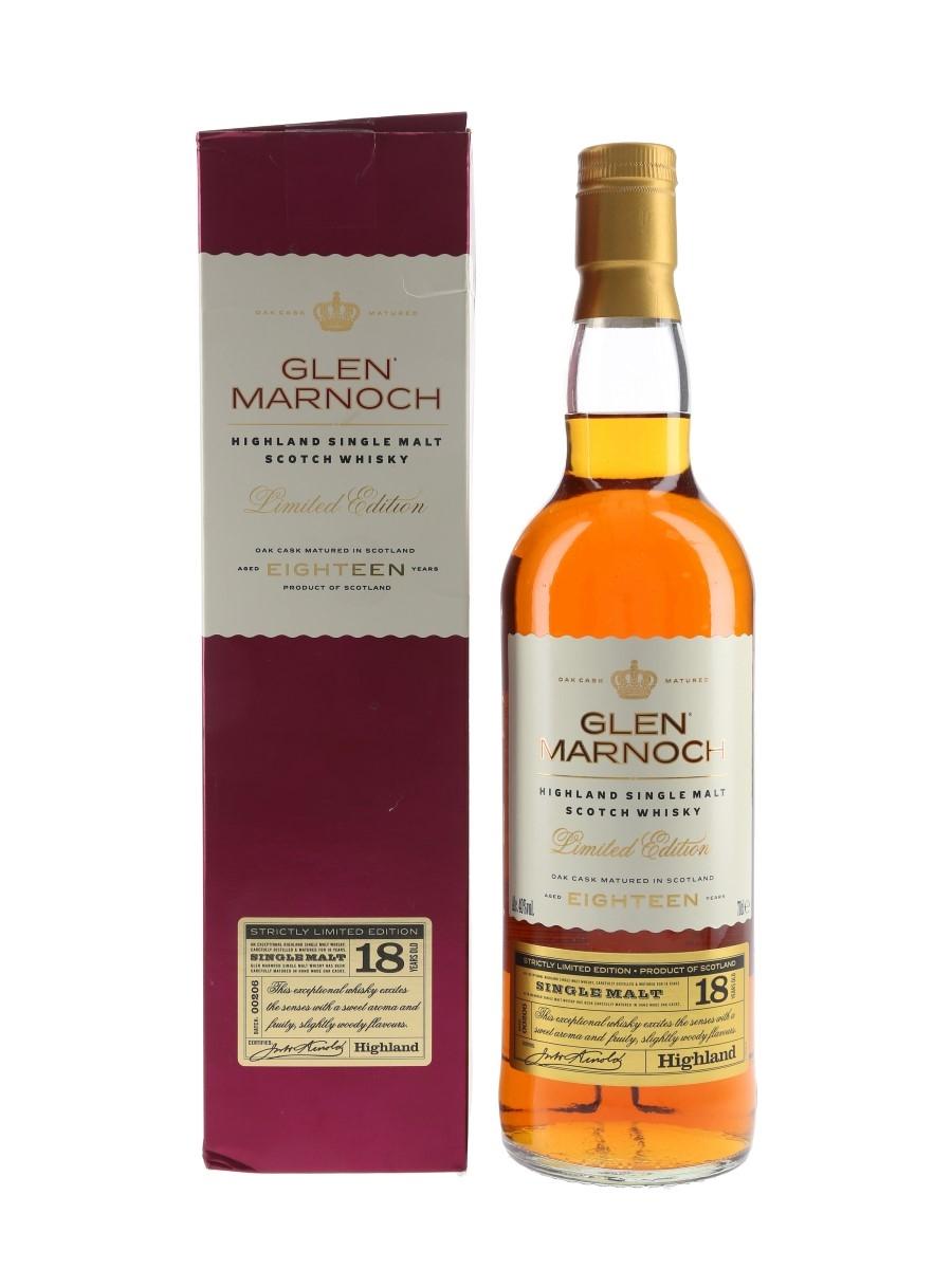Glen Marnoch 18 Year Old - Lot 78682 - Buy/Sell Spirits Online