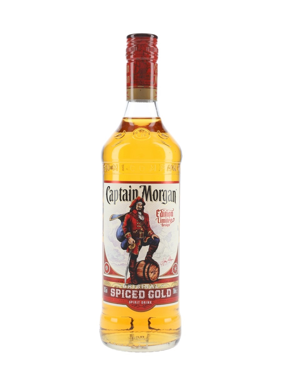 Captain Morgan Original Spiced Gold  70cl / 35%