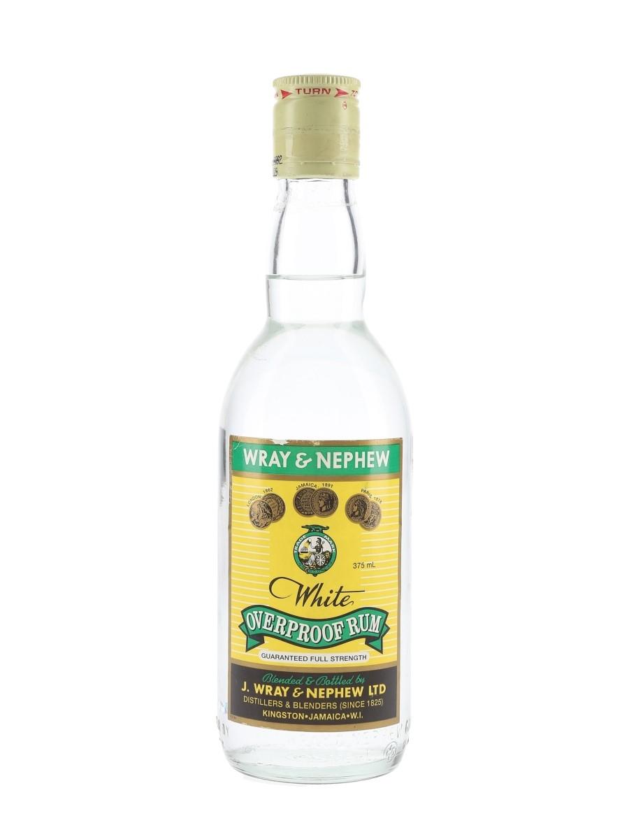 Wray & Nephew White Overproof Rum  37.5cl