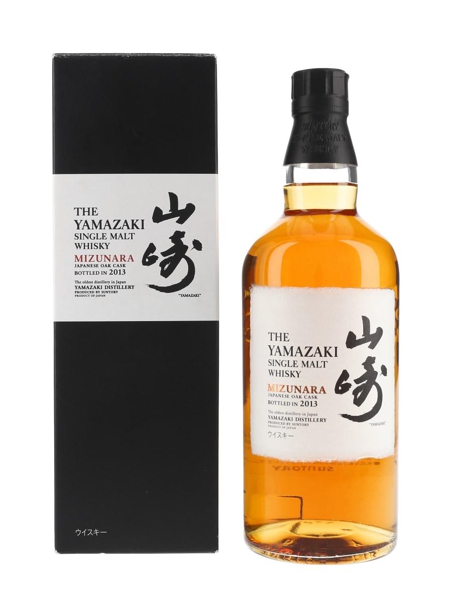 Yamazaki Mizunara 2013 Release 70cl  / 48%