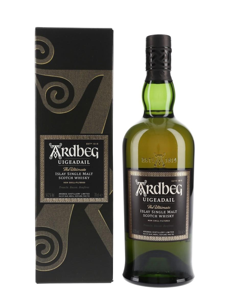 Ardbeg Uigeadail Bottled 2019 70cl / 54.2%