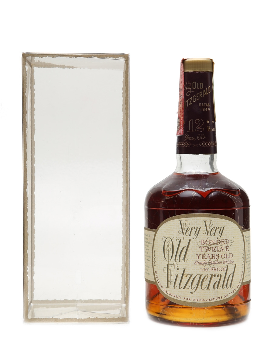 Very, Very Old Fitzgerald 12 Years Old 100 Proof Stitzel Weller 75cl / 50%