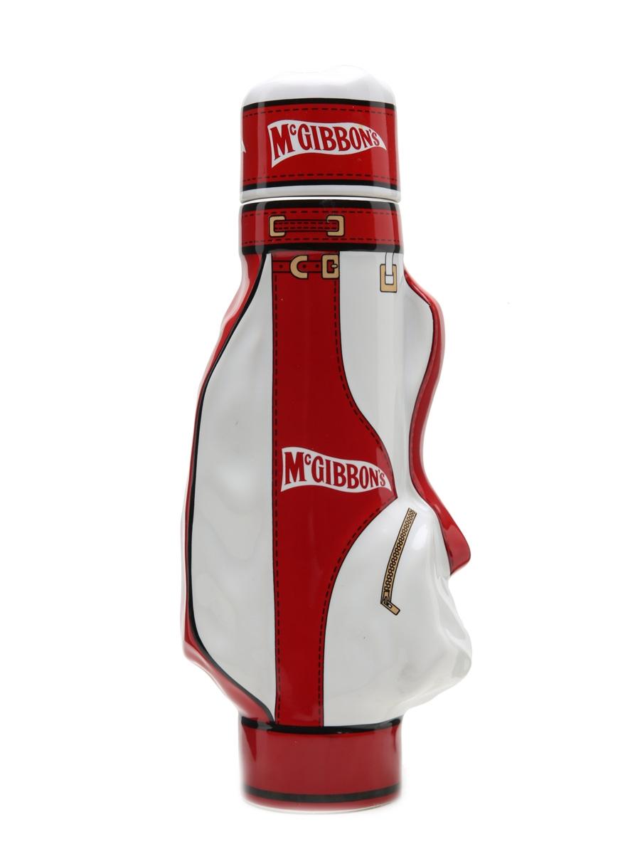 McGibbon's Golf Bag Premium Reserve Scotch Whisky  70cl