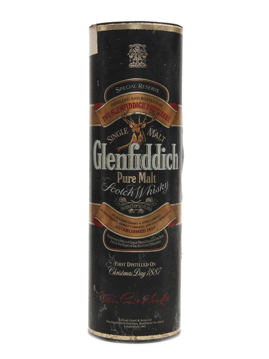 Glenfiddich Pure Malt Travel Retail 100cl