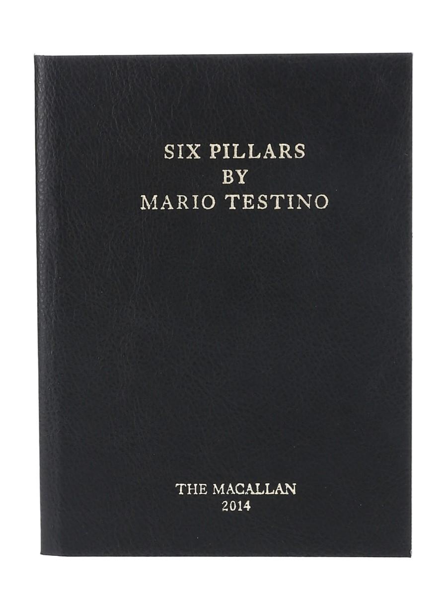 Six Pillars By Mario Testino The Macallan 2014