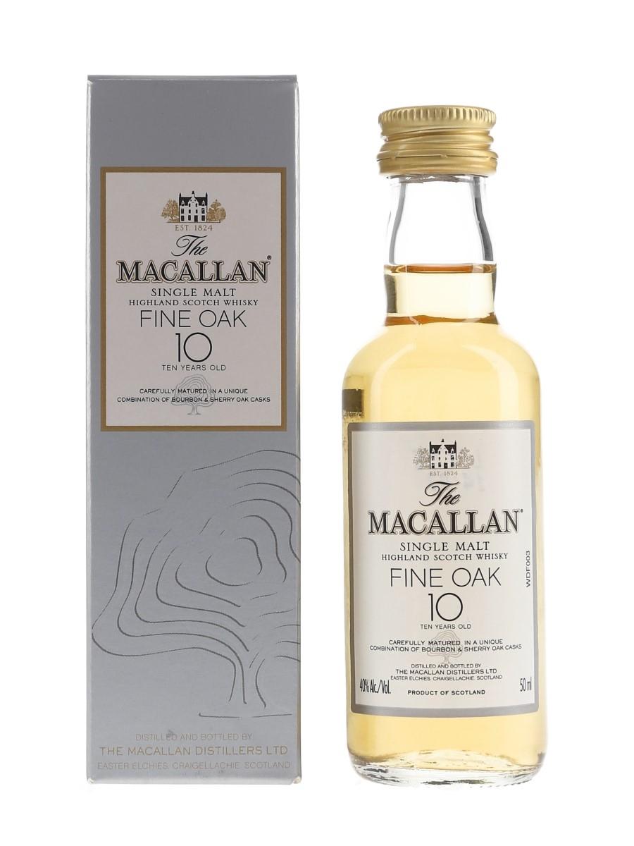 Macallan 10 Year Old Fine Oak  5cl / 40%