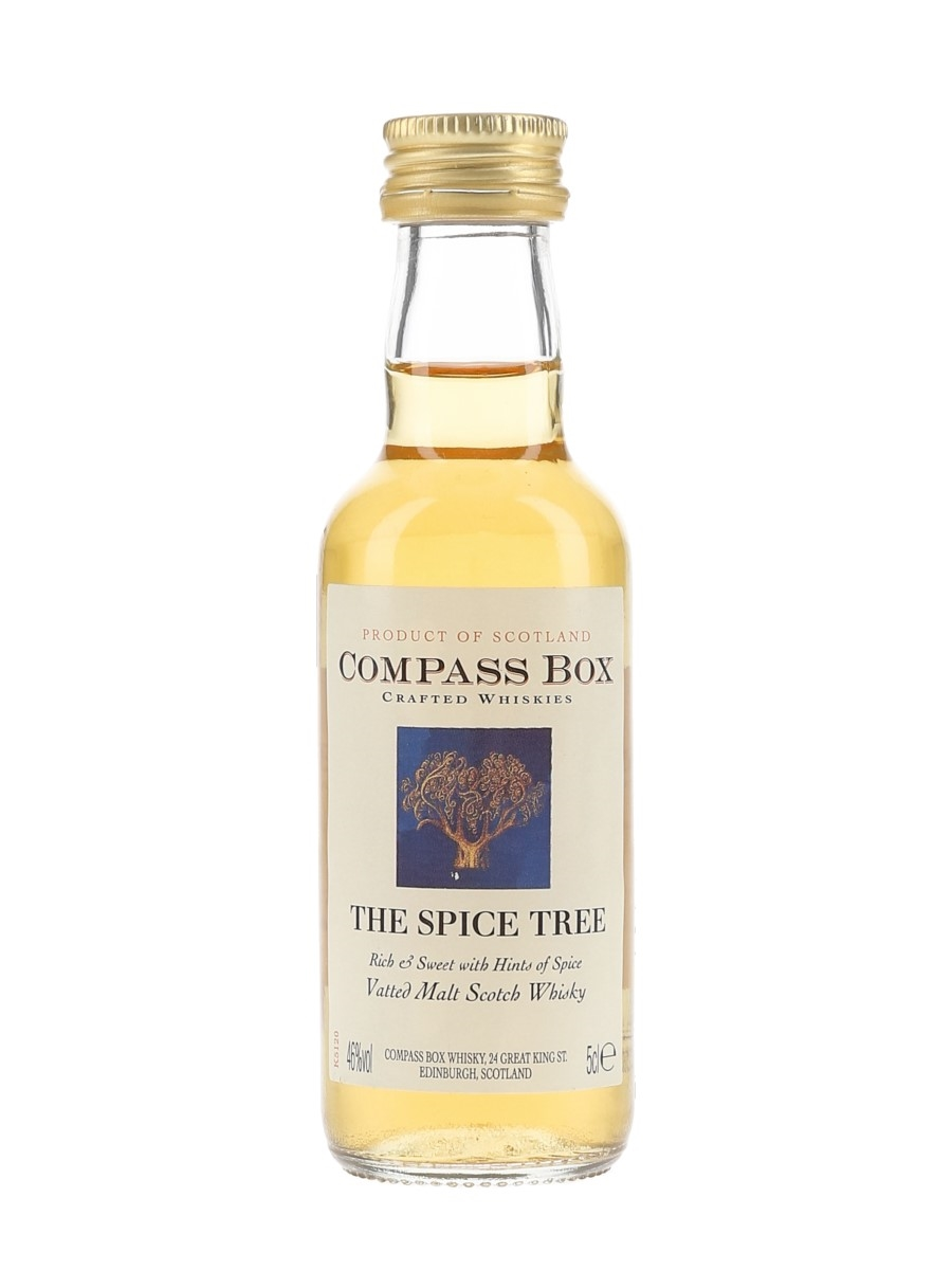 Compass Box The Spice Tree  5cl / 46%
