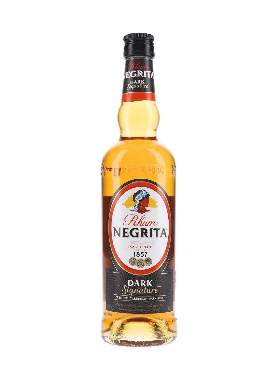 Bardinet Negrita Dark Signature  70cl / 37.5%