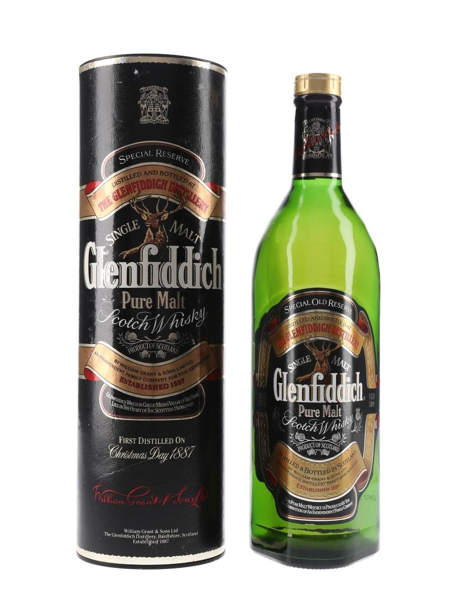 Glenfiddich Special Reserve Bottled 1980s-1990s 100cl / 40%