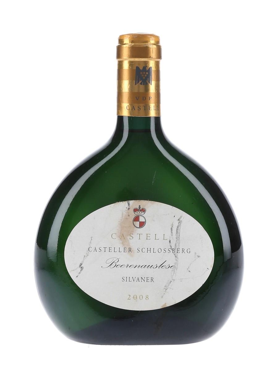 Castell 2008 Silvaner Beerenauslese Franken 50cl / 8.5%