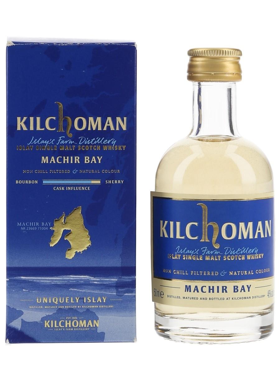 Kilchoman Machir Bay  5cl / 46%