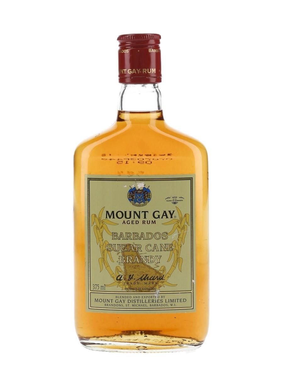Mount Gay Aged Rum Barbados Sugar Cane Brandy 37.5cl / 43%