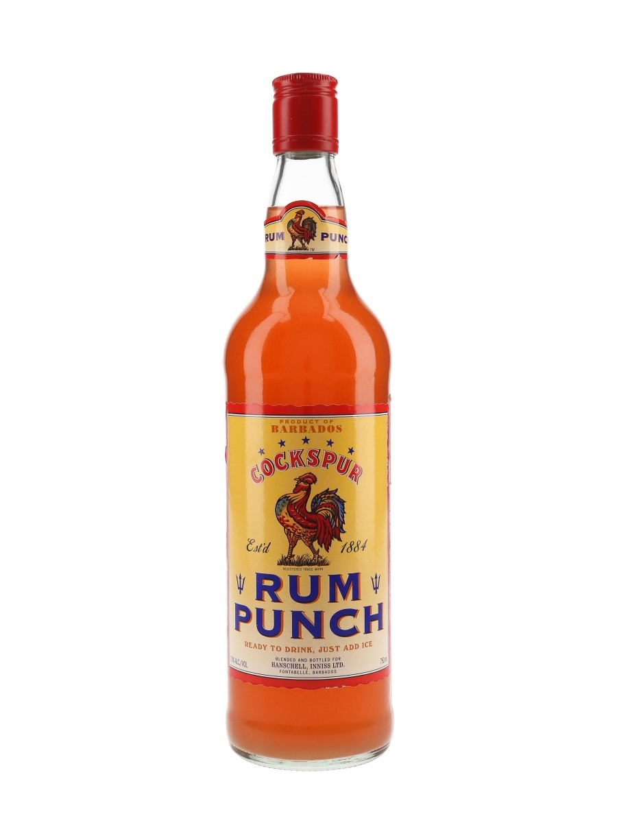 Cockspur Rum Punch  75cl / 20%