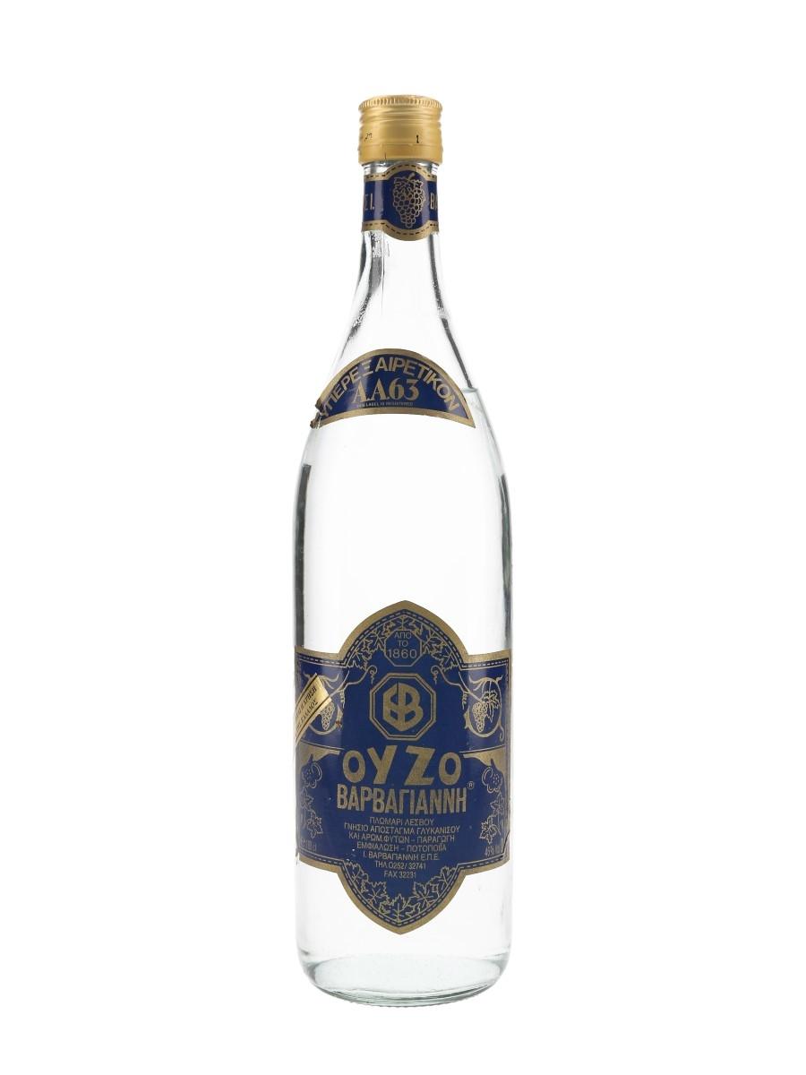 Varvaggiani Ouzo  100cl / 46%