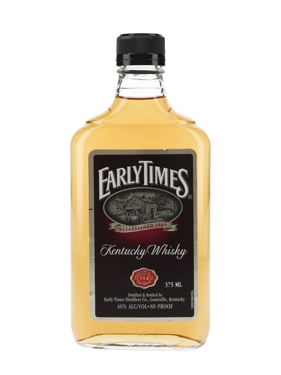 Early Times Bottled 2000s 37.5cl / 40%