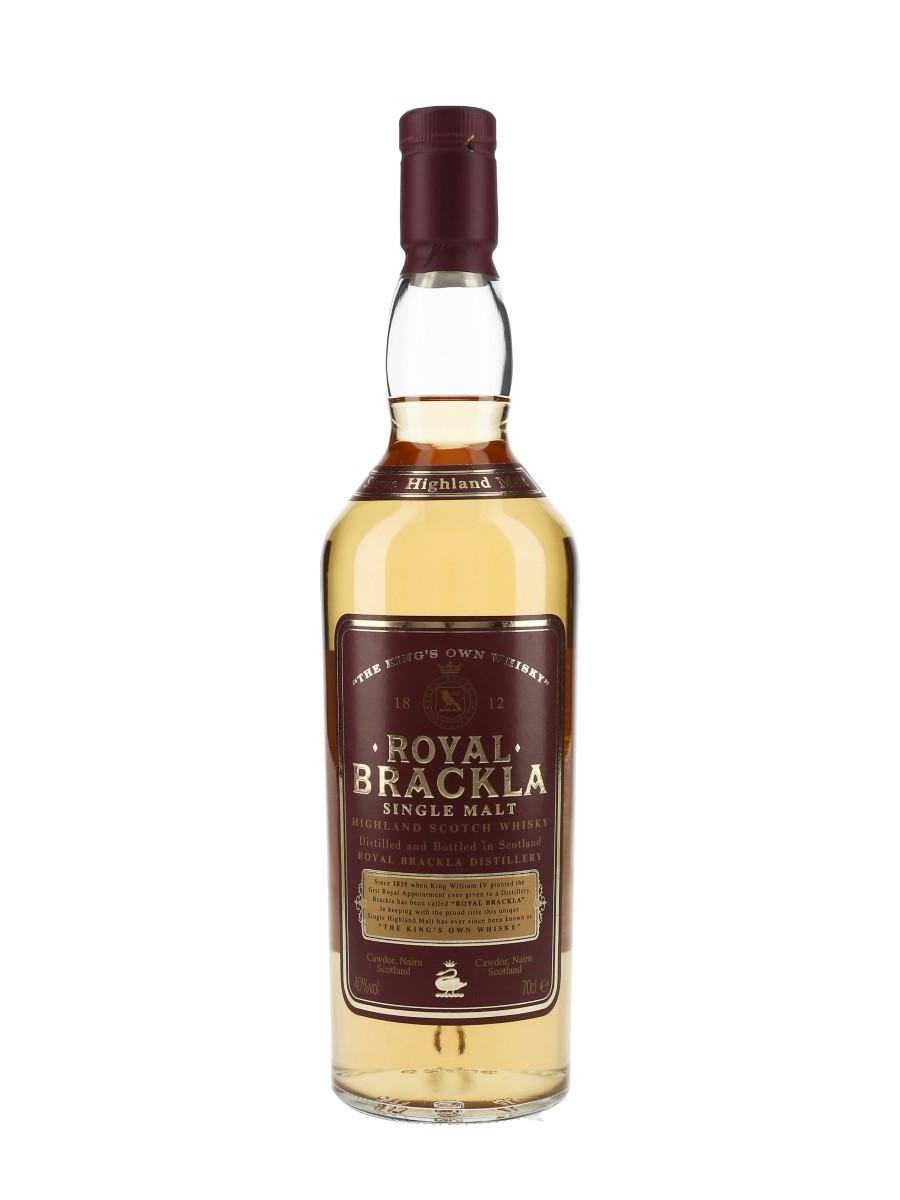 Royal Brackla Old Presentation 70cl / 40%