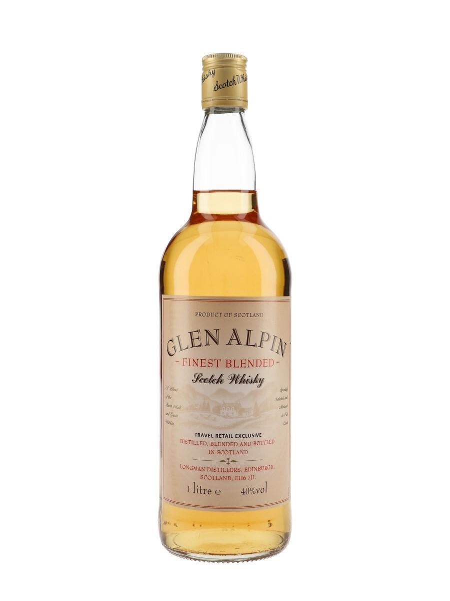 Glen Alpin Longman Distillers 100cl / 40%