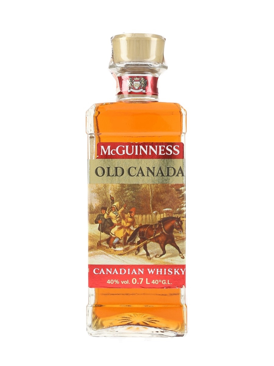 McGuinness Old Canada 1988  70cl / 40%